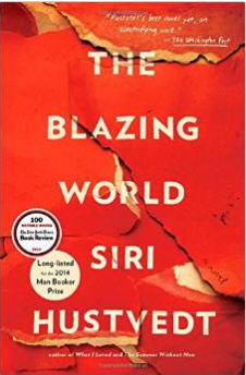 Siri Hustvedt, The Blazing World (Simon & Schuster, 2014)