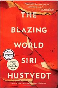 Siri Hustvedt, The Blazing World (Simon & Schuster, 2014)